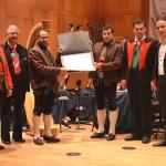 Blasmusikpreis des Landes Südtirol 2014 (MK Wengen)