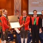 Blasmusikpreis des Landes Südtirol 2014 (MK Vintl)