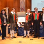 Blasmusikpreis des Landes Südtirol 2014 (MK Toblach)