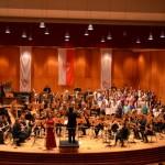 """Galakonzert """"10 Jahre Südtiroler Jugendblasorchester SJBO"""" unter der Leitung von Josef Feichter"""