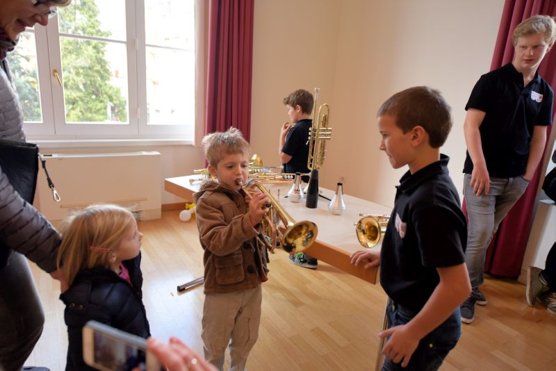 Das Labyrinth der Instrumente (19 Fotos)