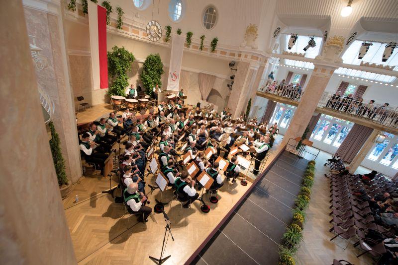 Konzert der Bezirke (66 Fotos)