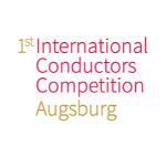 Titel 1. Internationaler Dirigierwettbewerb in Augsburg