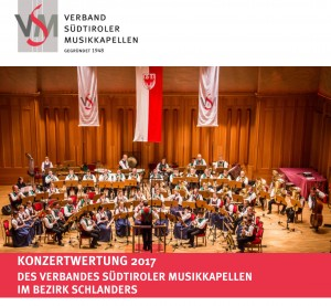 2017-05-20 VSM - Konzertwertung in Schlanders (Broschüre, Titelblatt)