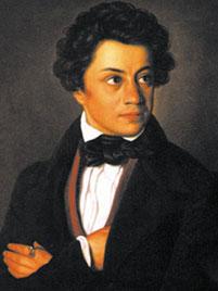 Julius Mosen (Porträt)