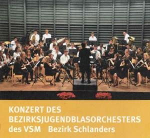 2017-12-10 VSM Bezirk Schlanders - Konzert des Bezirksjugendblasorchesters (Ltg. Benjamin Blaas & Josef Kofler) - Titelbild
