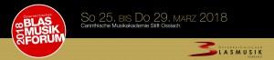 2018-03-25bis29 Österreichisches Blasmusikforum 2018 (Header)