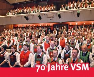 JHV 2018 - 70 Jahre VSM (Titelbild)