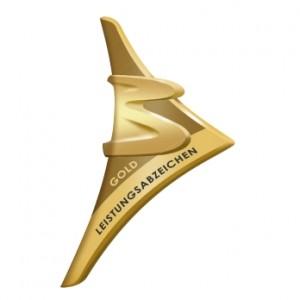 Leistungsabzeichen GOLD 2018