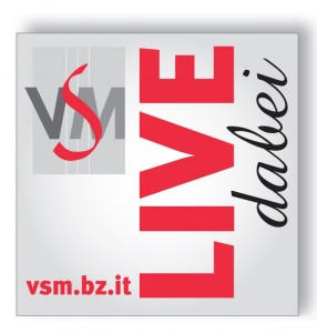 Logo VSM.Live.dabei