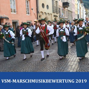 VSM Marschmusikbewertung 2019 (Titelbild)
