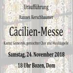 2018-11-24 VSM - Uraufführung der CÄCILIEN-Messe von Hannes Kerschbaumer (Titel 4x4)
